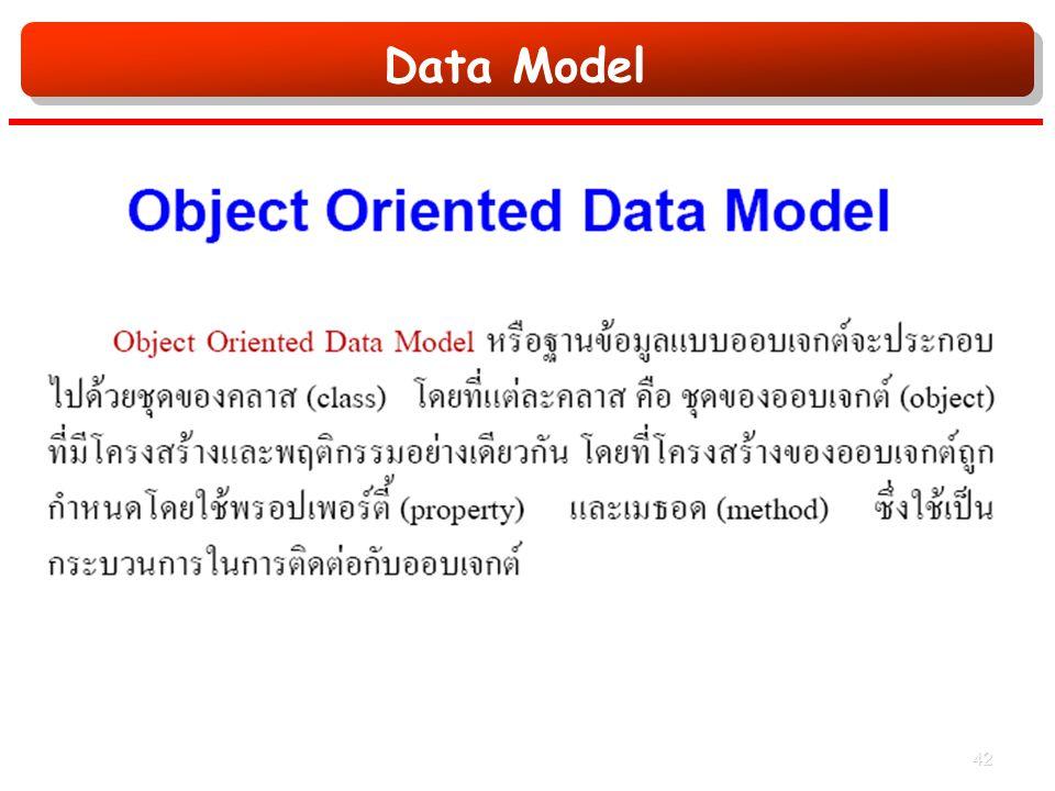 Data Model 42