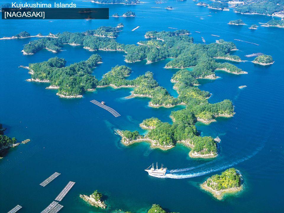 Kujukushima Islands [NAGASAKI]