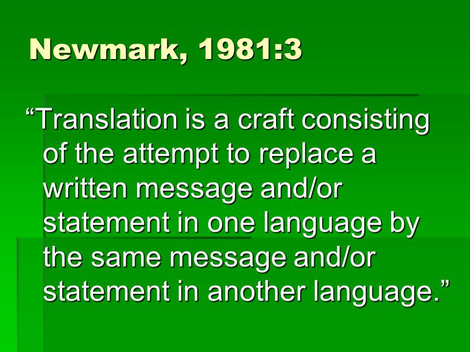 ภาษาต้นฉ บับ ภาษาแปล งานแอบแฝง Conclusion: Translation คำศัพ ท์ ประโยค ชนิดงาน เขียน งานที่เด่นชัดงานที่เด่นชัด วัฒนธร รม ใจควา มหลัก ความรู้ ทั่วไป