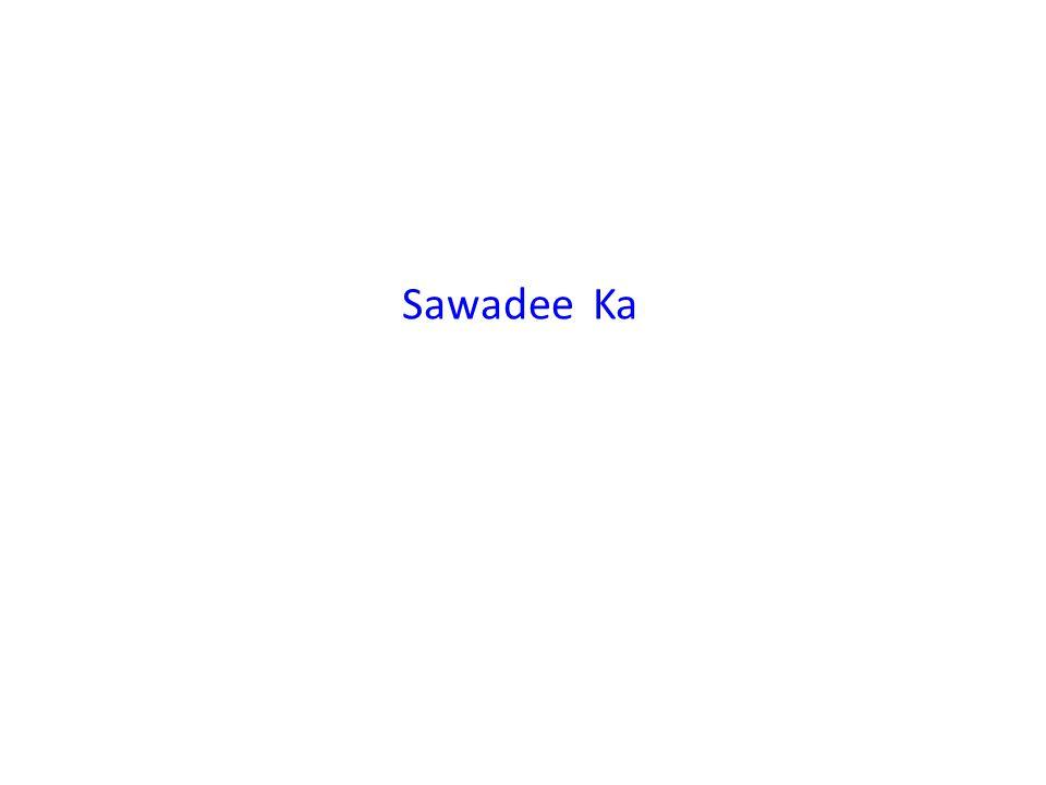 Sawadee Ka