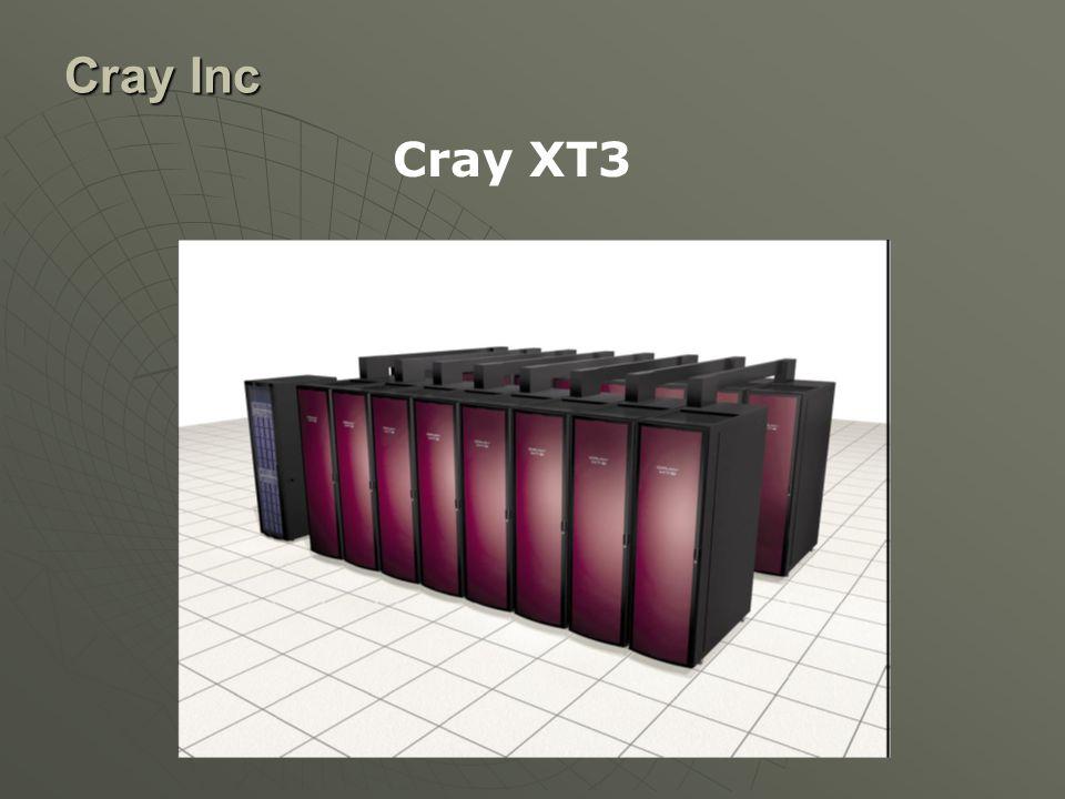 Cray Inc Cray XT3