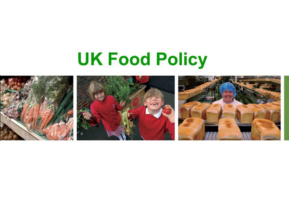 UK Food Policy