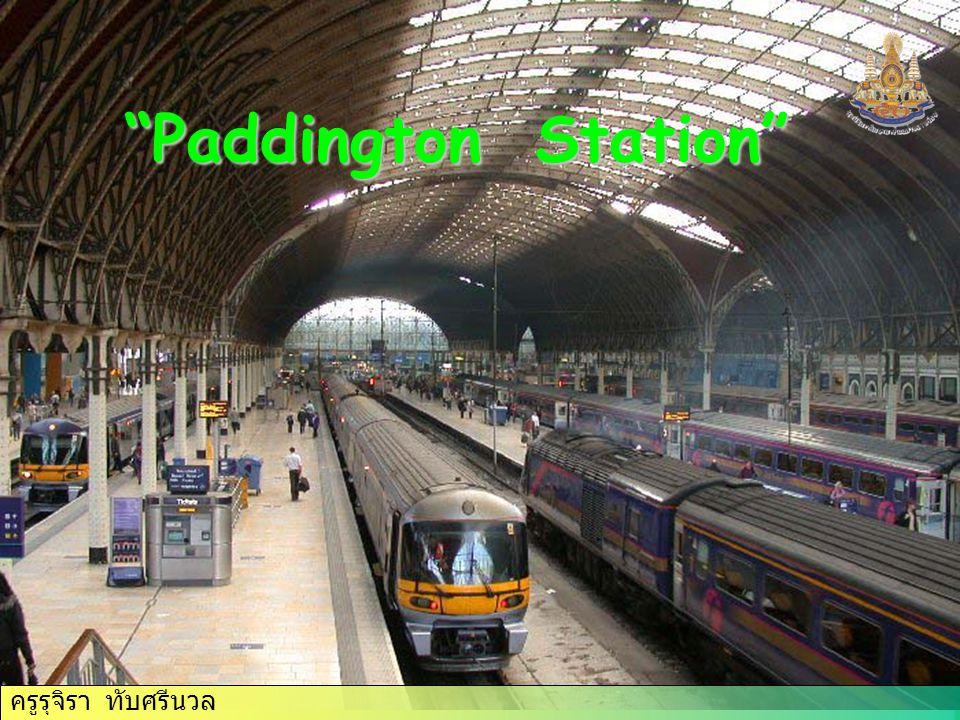 """Paddington Station"""
