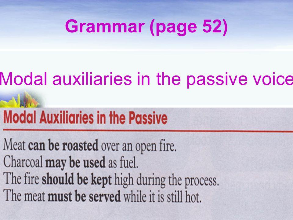 When do we use passive voice .