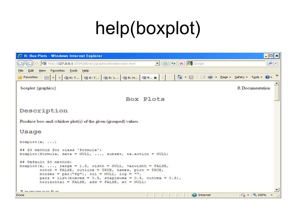 help(boxplot)