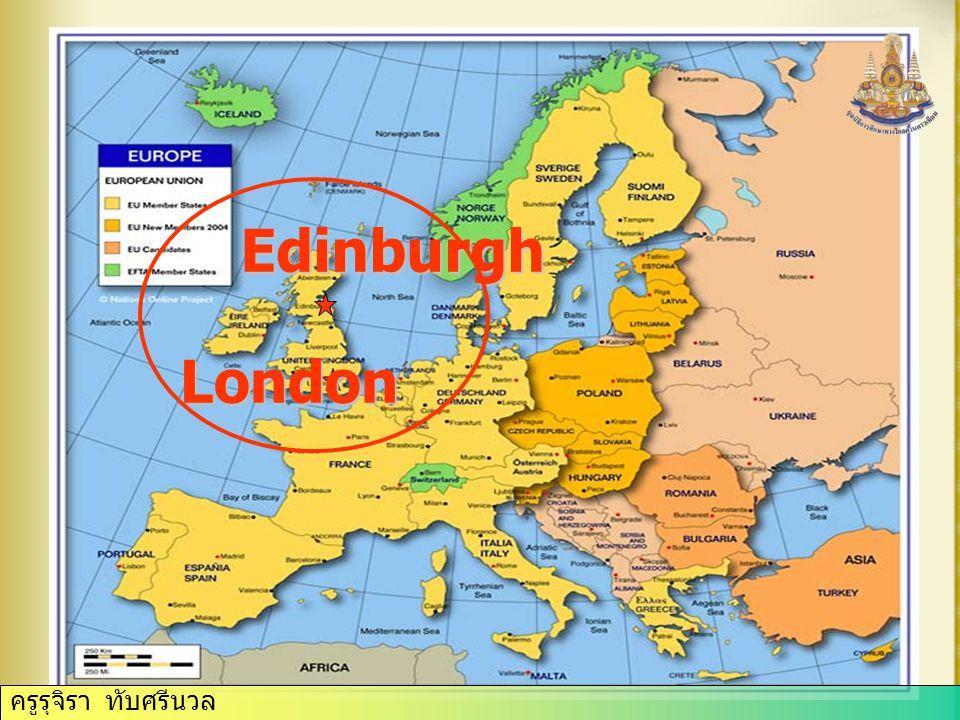 London Edinburgh