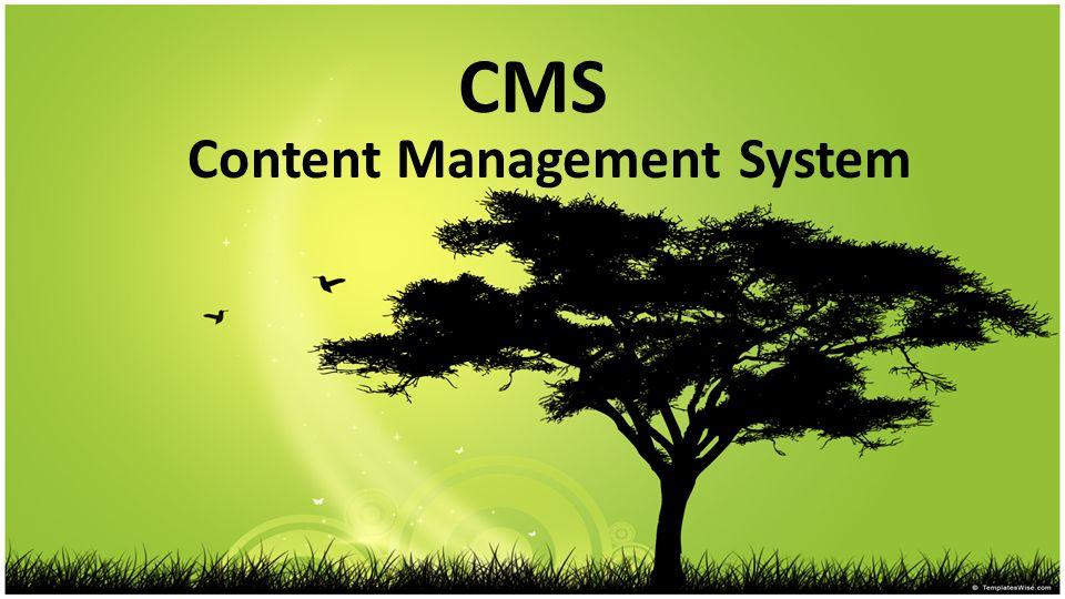 ข้อดีของ CMS ♦ ความสามารถในการใช้ Template และ ส่วนประกอบของการออกแบบ ที่ ครอบคลุมการออกแบบตลอดทั้ง เว็บไซต์ ♦ ผู้ใช้งานเว็บไซต์สามารถใช้งาน Template โดยนำมาประกอบกับเอกสารหรือ เนื้อหา ทำให้ช่วยลดภาระเรื่องการเขียน โค้ดลงได้ ประโยชน์ของ CMS ♦ การจัดการเนื้อหาสามารถทำได้อย่าง ง่ายดายแม้แต่คนที่ใช้คอมพิวเตอร์ไม่ เป็น ทำให้ CMS ได้รับความนิยมและมี การพัฒนาอย่างต่อเนื่อง CMS คือ ระบบที่พัฒนาขึ้นเพื่อช่วยลดทรัพยากรในการพัฒนา และบริหารเว็บไซต์