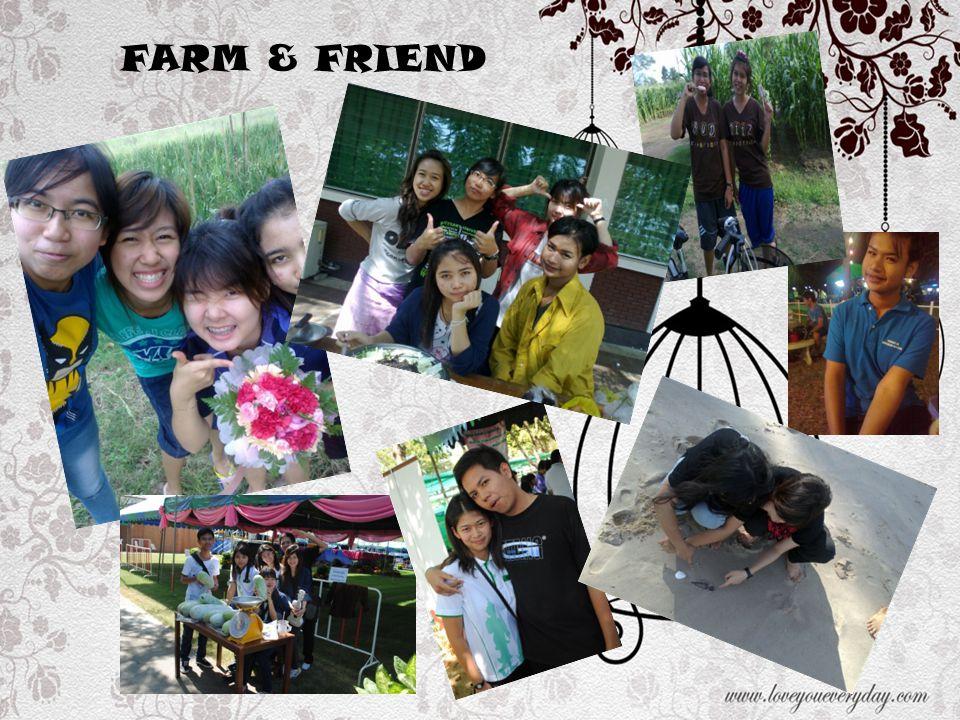 FARM & FRIEND