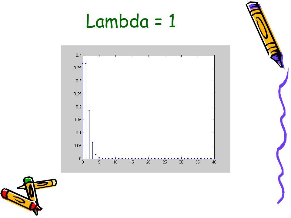 Lambda = 3