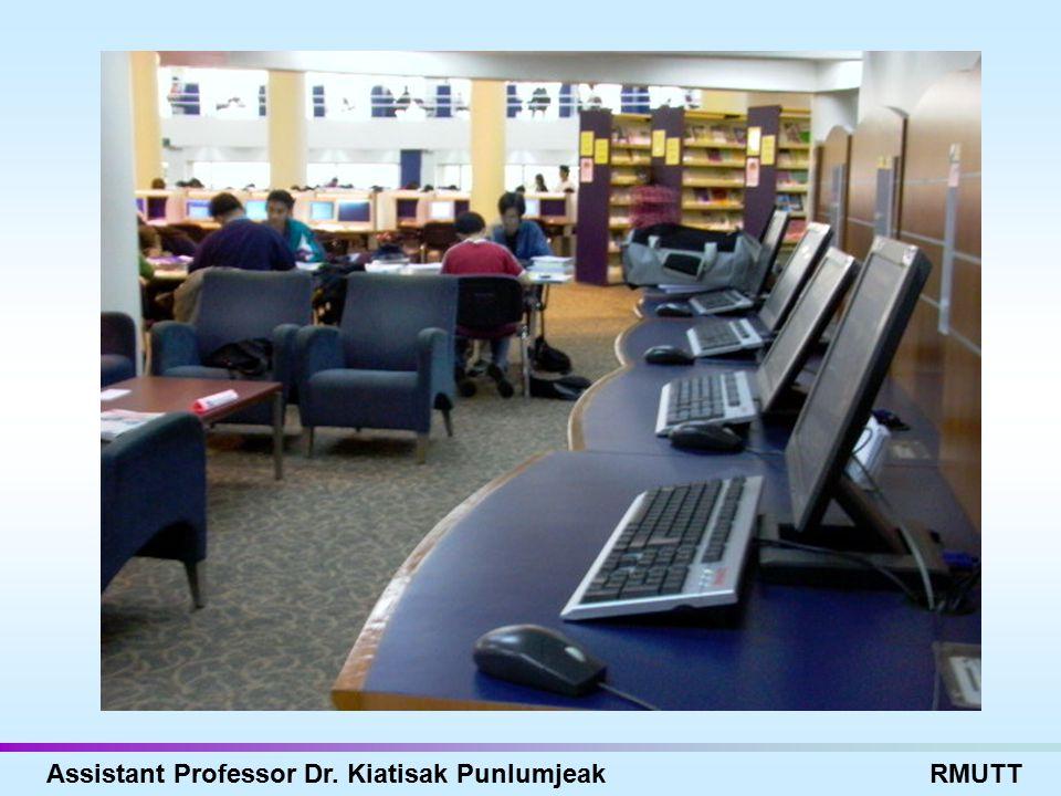 ผู้ช่วยศาสตราจารย์ ดร. เกียรติ ศักดิ์ พันธ์ลำเจียก เทคโนโลยีเพื่อการเรียนรู้ punlumjeak@hotmail.com