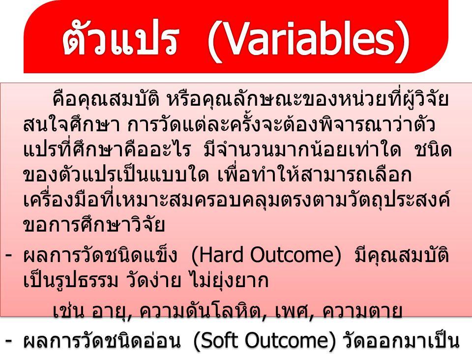 ระดับของการวัด  การวัดแบบกลุ่ม (Nominal Scale)  การวัดแบบอันดับ (Ordinal Scale)  การวัดแบบช่วง (Interval Scale)  การวัดอัตราส่วน (Ratio Scale)  การวัดแบบกลุ่ม (Nominal Scale)  การวัดแบบอันดับ (Ordinal Scale)  การวัดแบบช่วง (Interval Scale)  การวัดอัตราส่วน (Ratio Scale)