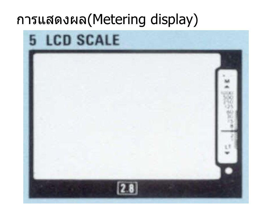 เครื่องวัดแสง (Light Metering)