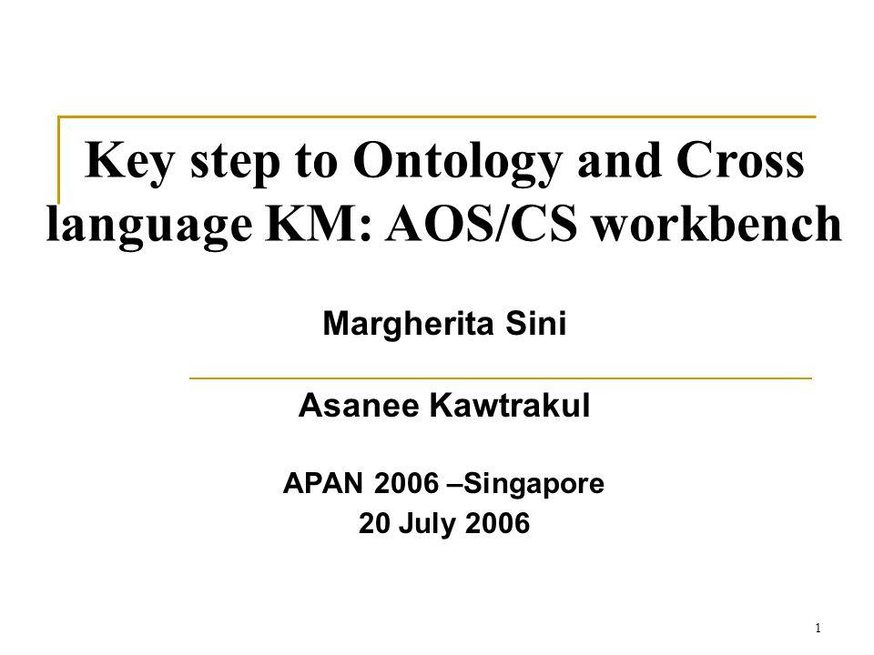 2 Outline Background and Motivation Design Framework Current Status Next Step
