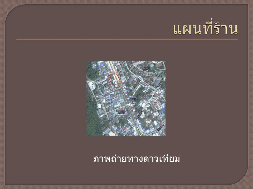 ภาพถ่ายทางดาวเทียม