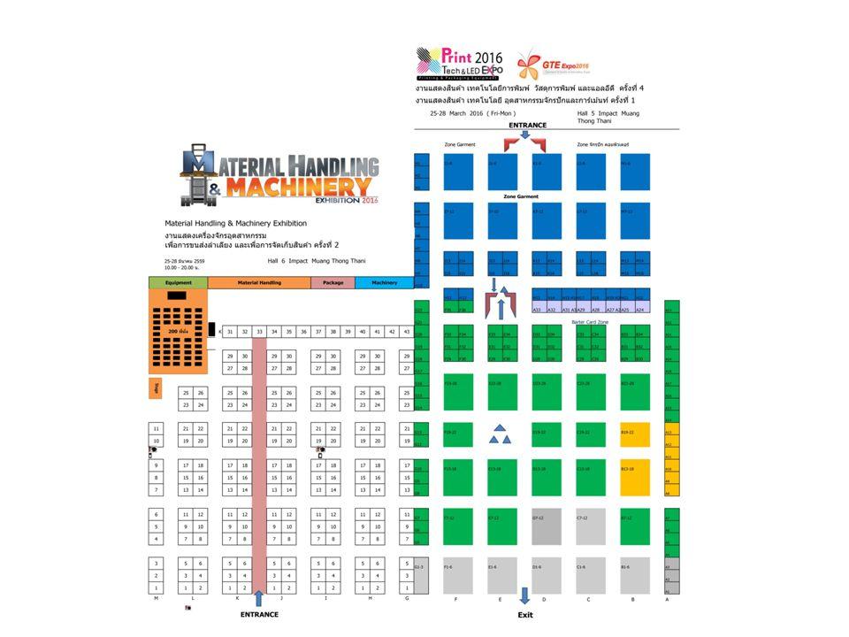 ลำ ดับ DetailSpace Rema rk Special Standard Price 1 Main Sponsor พื้นที่เปล่า 54 Sqm.