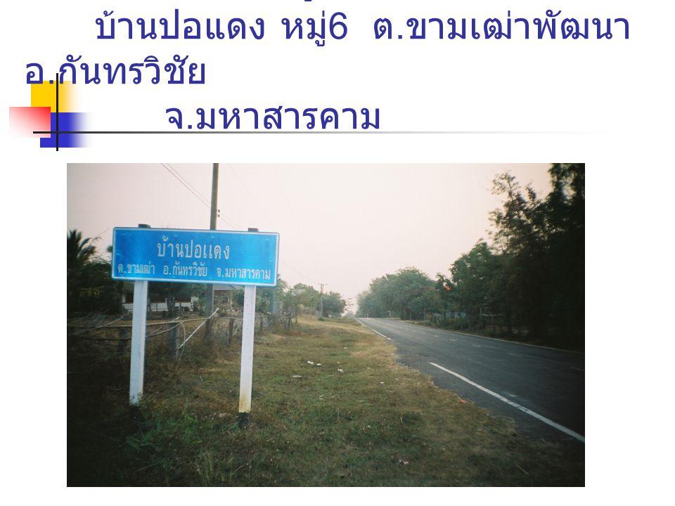 ประวัติโรงเรียน เดิมหมู่บ้านนี้ ไปเรียนที่โรงเรียนบ้าน ข้ามเฒ่า ( ขามเฒ่าผดุงศิลป์ ) แต่ว่านักเรียน ของโรงเรียนที่บ้าน ได้อาศัยศาลาการเปรียญ วัดบ้านปอแดงเป็นสถานที่ทำการสอนนักเรียน เดิมเมื่อวันที่ 24 สิงหาคม 2486 ทางอำเภอ ได้แต่งตั้งให้นายวีระ อินศร มาเป็นประธานใน การ จัดตั้งให้ชื่อว่า โรงเรียนวัดบ้านปอแดงและ แต่งตั้งให้นายสุข คำลือชา ครูโรงเรียนบ้าน วังบัว ( วังบัวสามัคคีวิทยา ) มาดำรงตำแหน่ง รักษาการแทนครูใหญ่โรงเรียนนี้ เมื่อวันที่ 15 กันยายน 2486 และได้แต่งตั้ง ให้ นายอาจ ฤทิธ์ทรงเมือง ครูโรงเรียนบ้านหัวขัว ( อุตสาหราษฎร์วิทยา ) มาดำรงตำแหน่งครูน้อยโรงเรียนนี้อีก รวม เป็นครู 2 คน