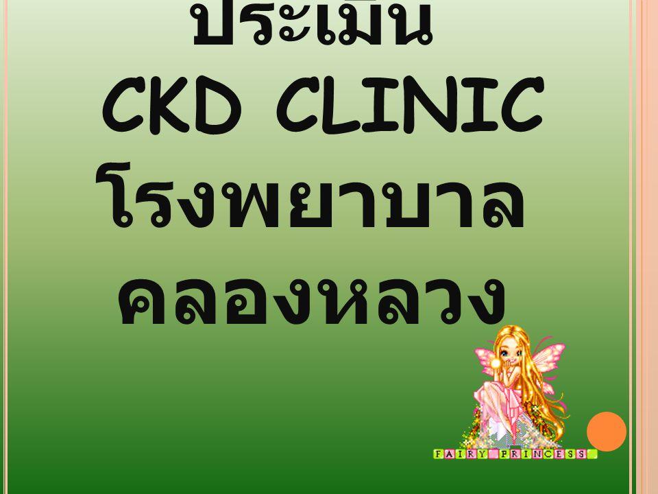 ทรัพยากรด้านบุคคล ดูแลผู้ป่วย CKD