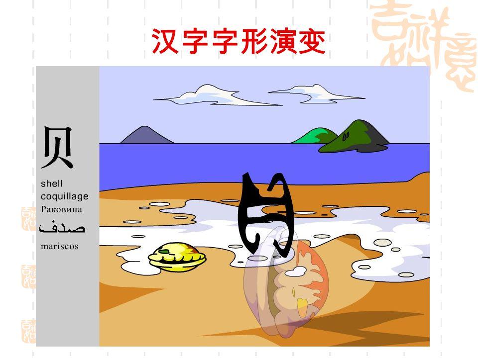 汉字字形演变