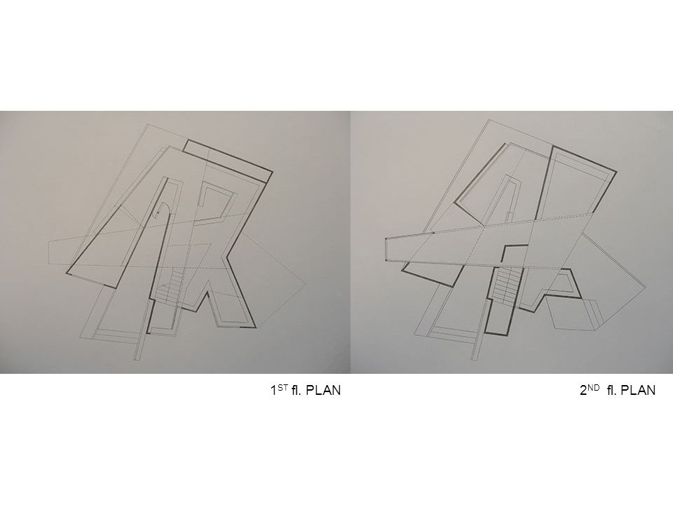 1 ST fl. PLAN2 ND fl. PLAN