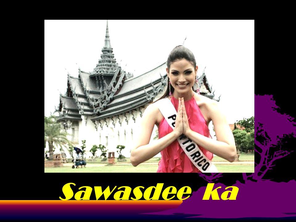 Sawasdee ka