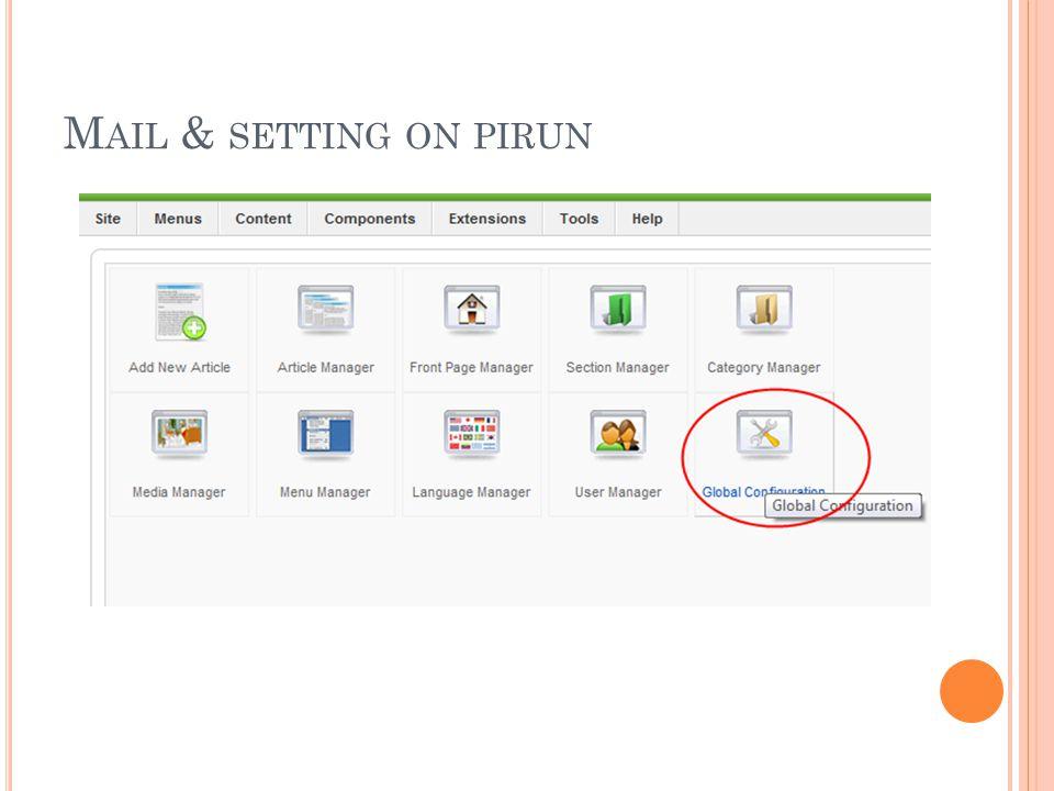 P LUGIN > WP - MAIL -SMTP