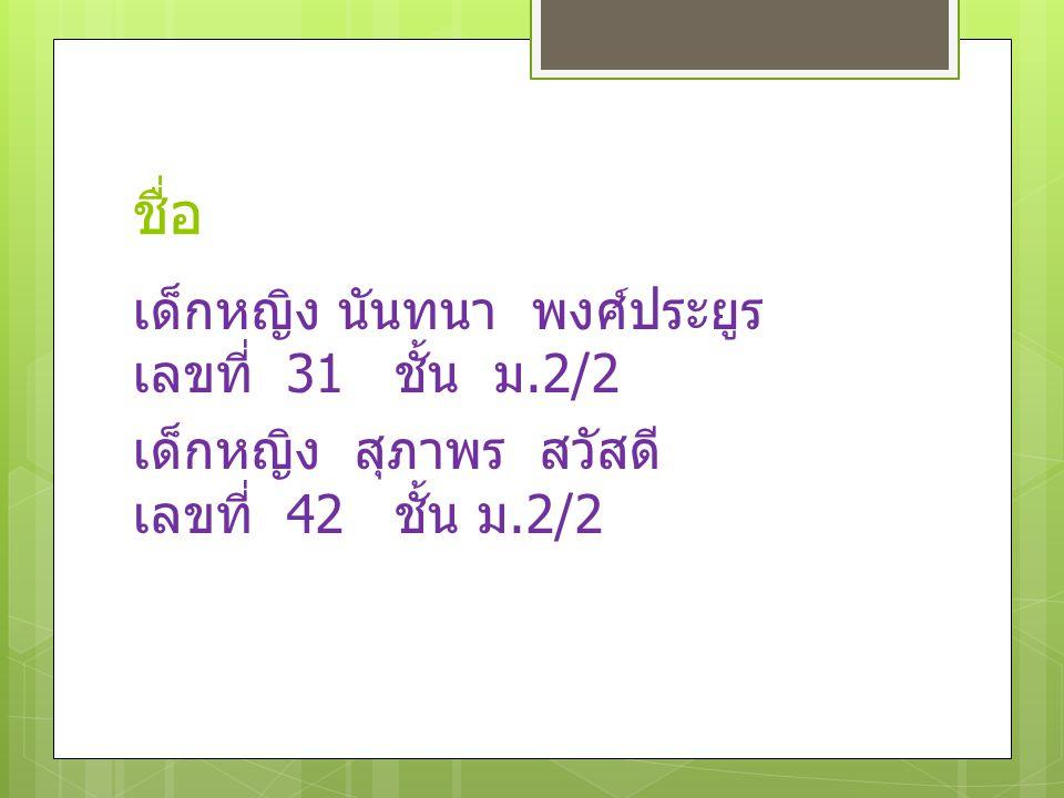ตารางเรียน ชั้น ม.2/2 123456789 08.2 0- 09.1 0 09.1 0- 10.0 0 10.0 0- 10.5 0 10.5 0- 11.4 0 11.4 0- 12.3 0 12.3 0- 13.2 0 13.2 0- 14.1 0 14.1 0- 15.0 0 15.0 0- 15.5 0 จคณิตสังค ม อังกฤ ษ t2 มลายูการ งาน พละว่าง อสุข ศึกษ า ศิลป ะ อังกฤ ษ แนะ แนว ไทยวิทย์ โฮม รูม พอังกฤ ษ ไทยคณิตสังค ม ชุมนุ ม บังคั บ พฤเพิ่มเ ติม ประวั ติ มลายูคณิตวิทย์คอม พิวเต อร์ ศคณะ สี II ศิลป ะ อังกฤ ษ ไทยอังกฤ ษ T2 สังค ม