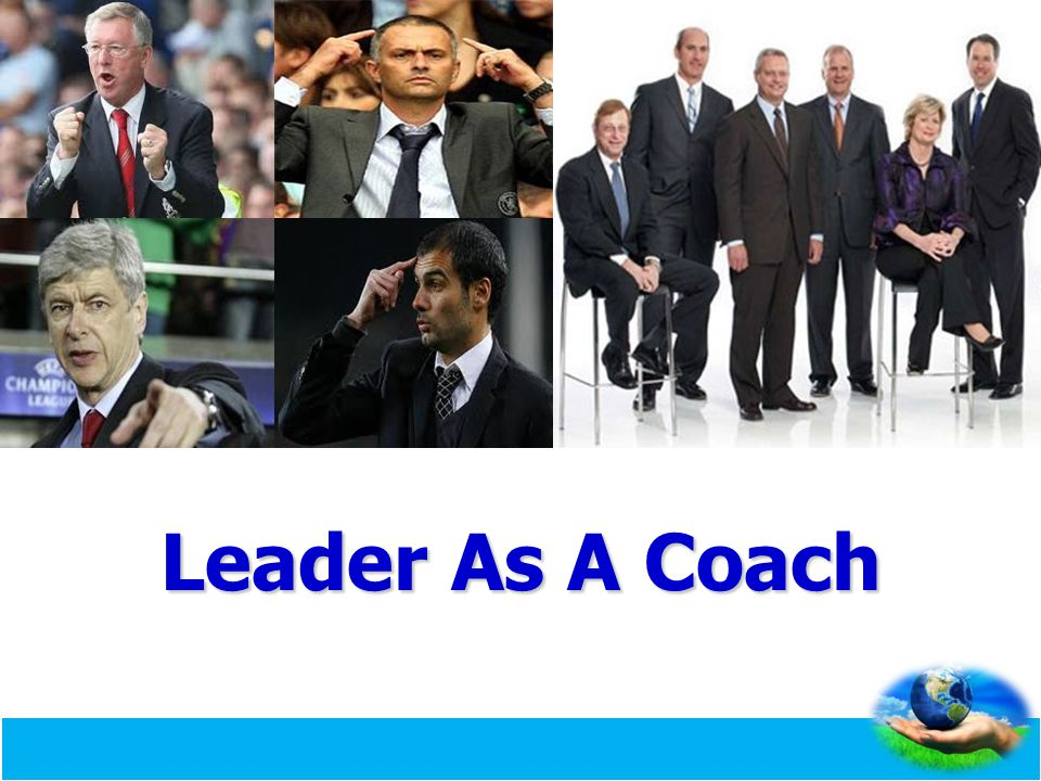 Leader As A Coach