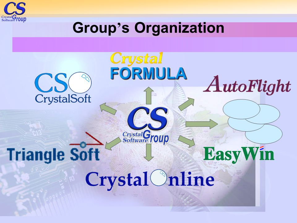 Group ' s Organization
