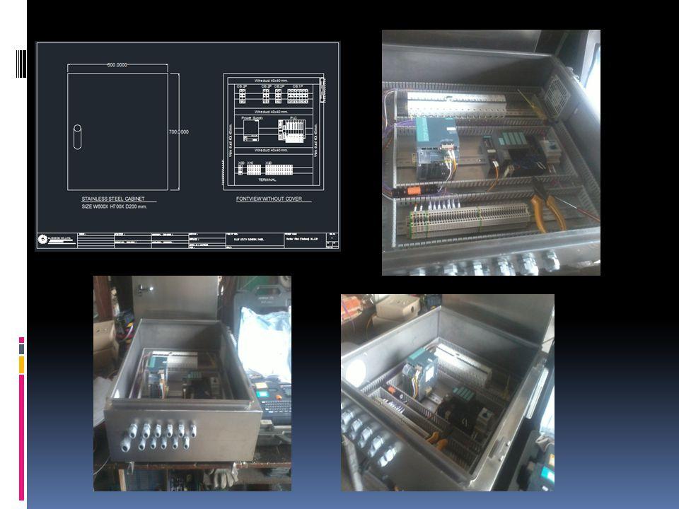 2. ตรวจสอบการติดตั้งอุปกรณ์ ไฟฟ้าที่โรงงาน Fillpart