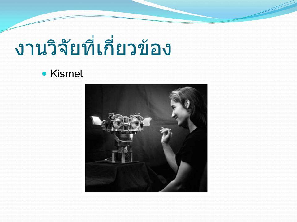 งานวิจัยที่เกี่ยวข้อง Kismet