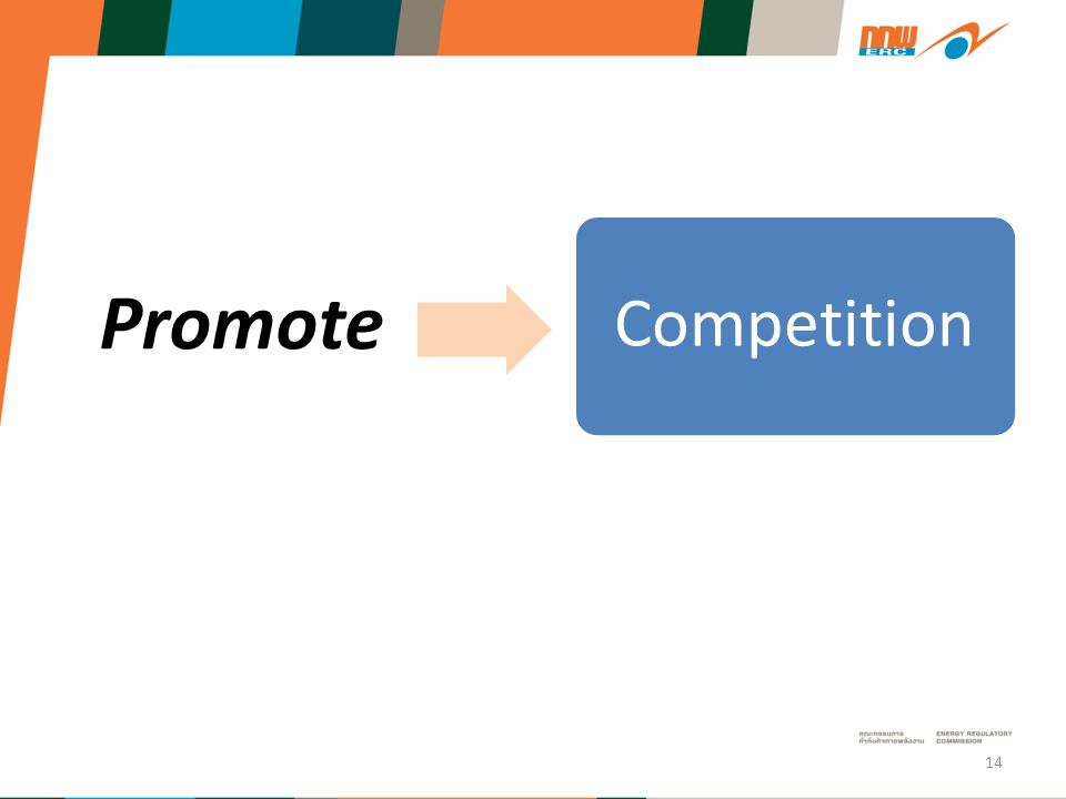 Promote Competition 14