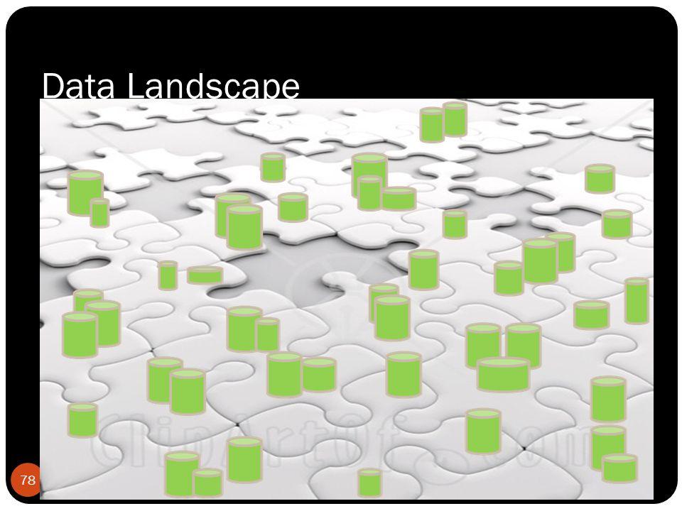 78 Data Landscape