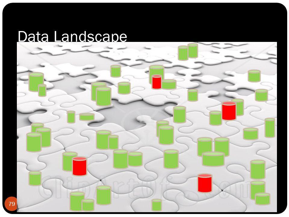 79 Data Landscape