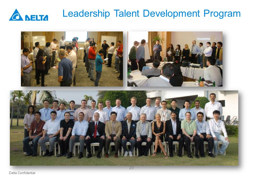 Delta Confidential 23 Leadership Talent Development Program