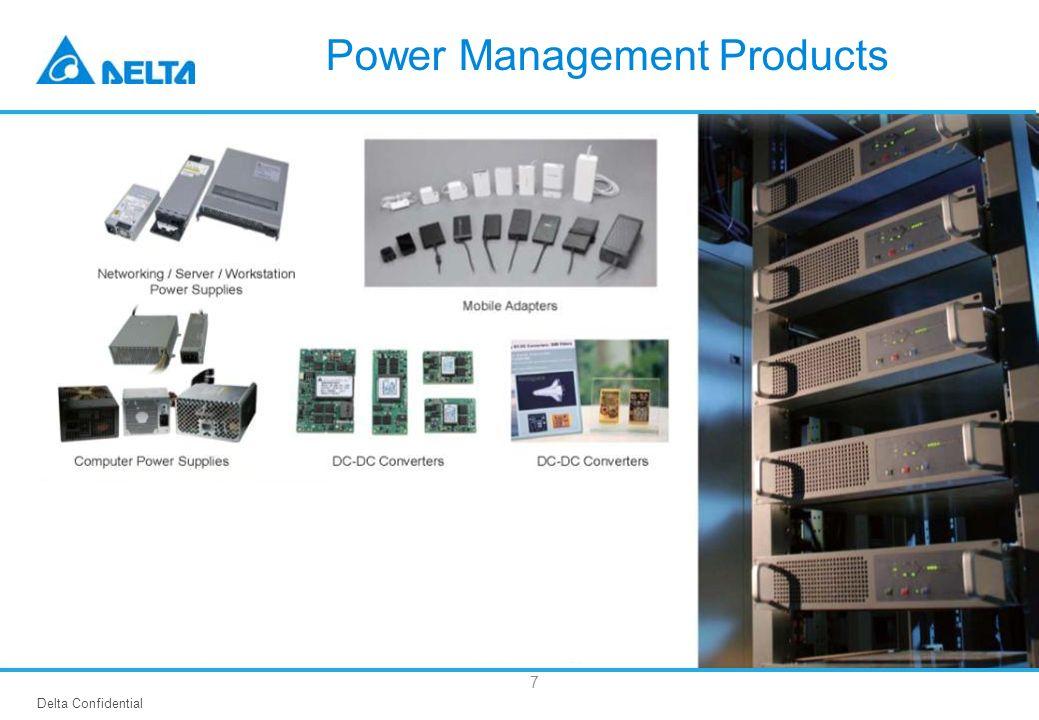 Delta Confidential Power Management Solutions 8