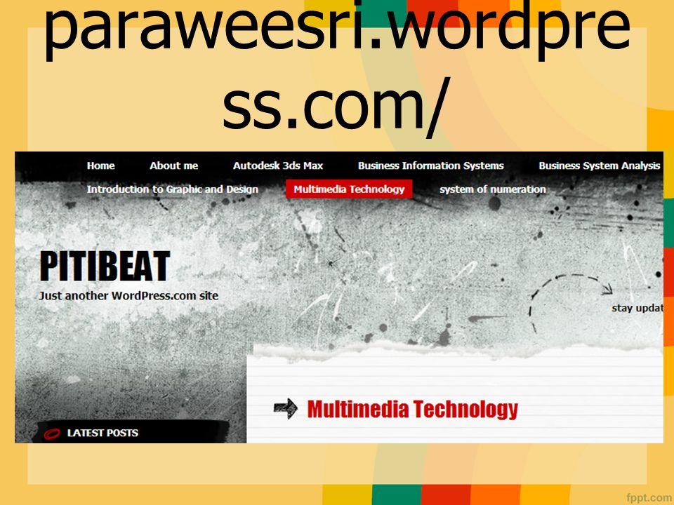 paraweesri.wordpre ss.com/