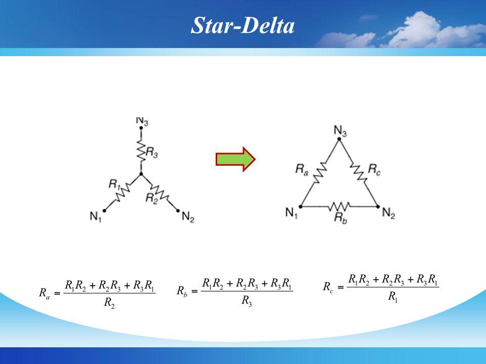 Star-Delta