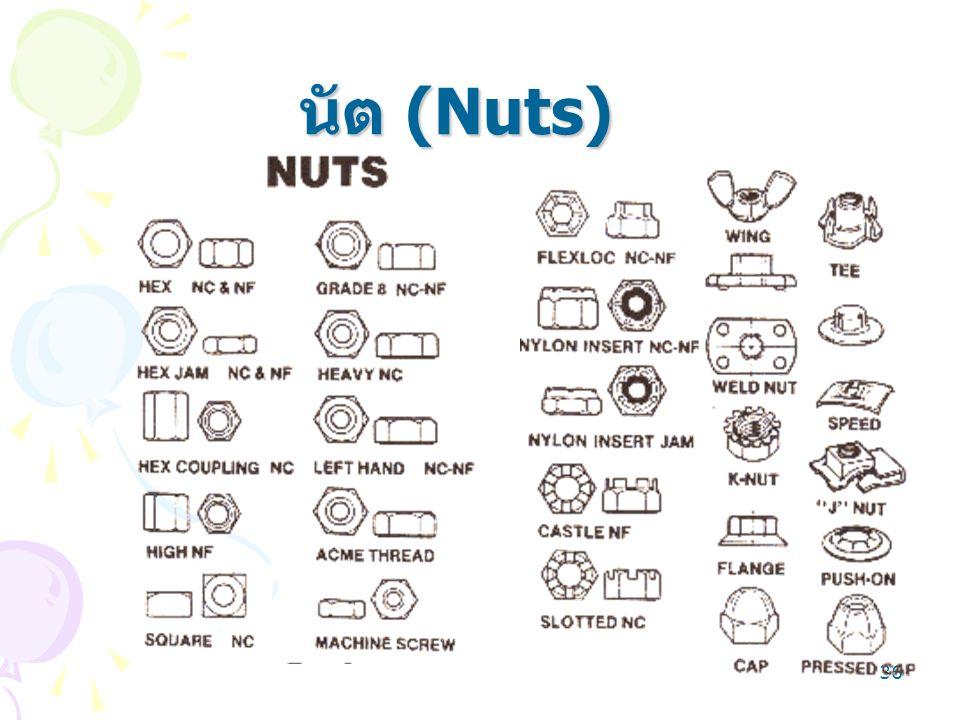 36 นัต (Nuts)
