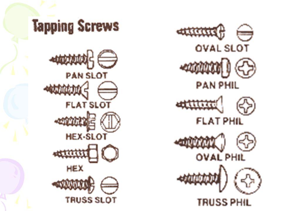 73 Tapping Screws