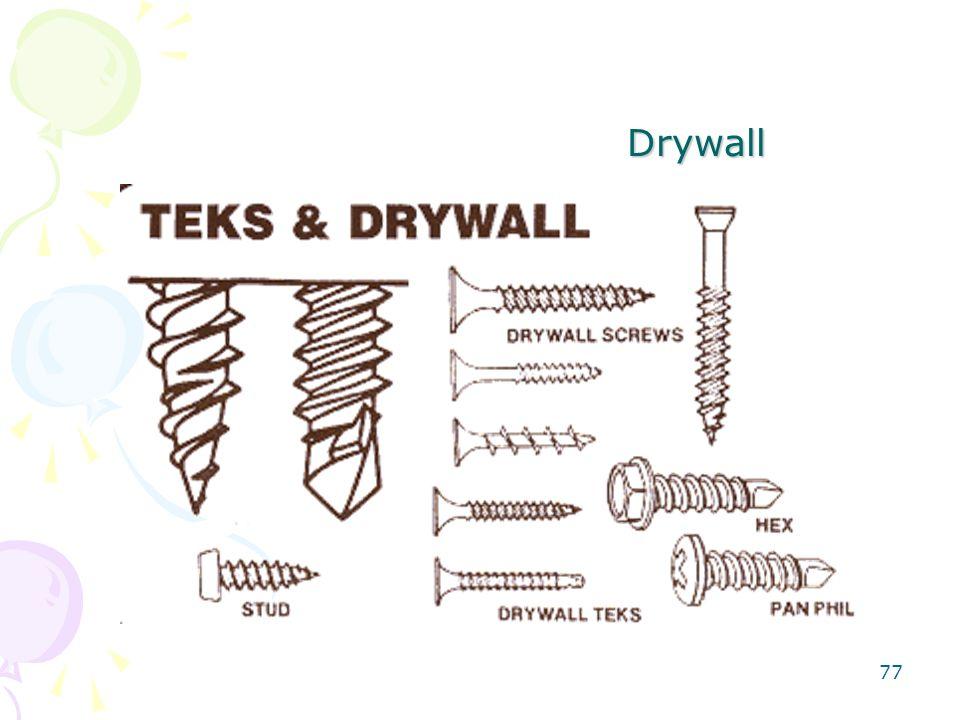 77 Drywall