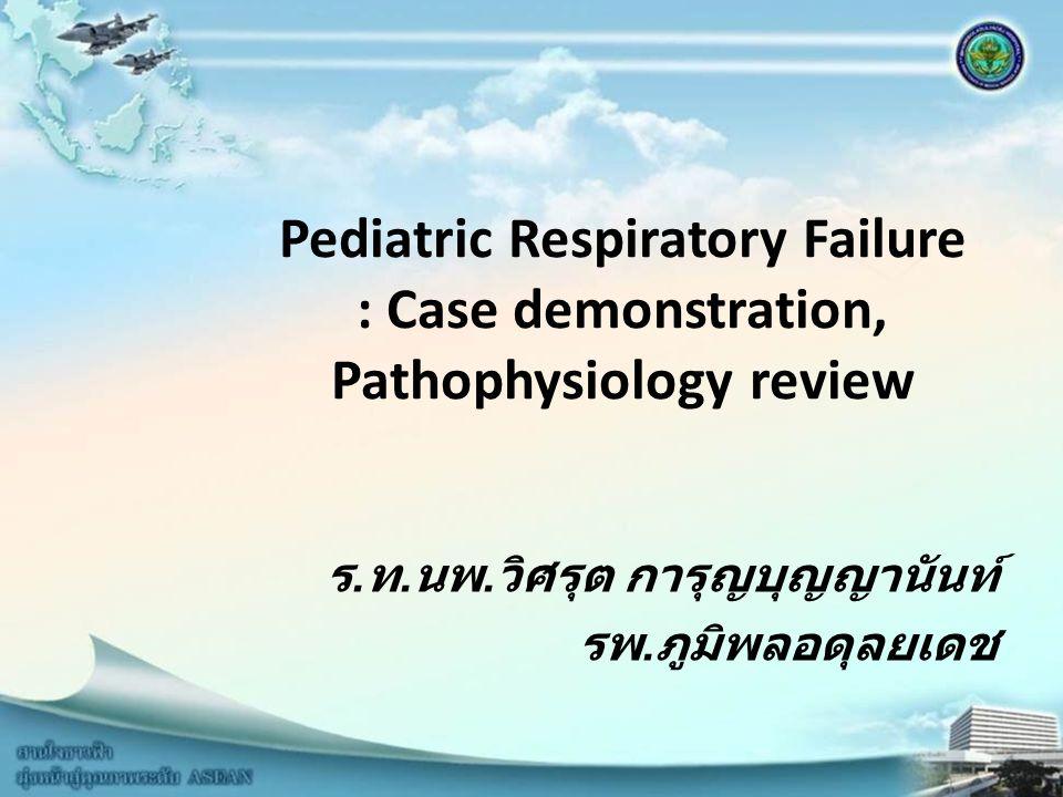 7-month-old boy Fever, rhinorrhea 4 days Dyspnea 2 days HR 150 bpm, RR 52/min, BP 104/84 mmHg, SpO 2 92% room air.