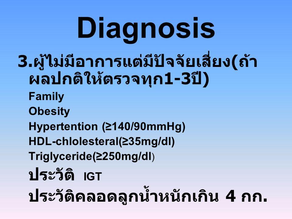 Diagnosis 3.