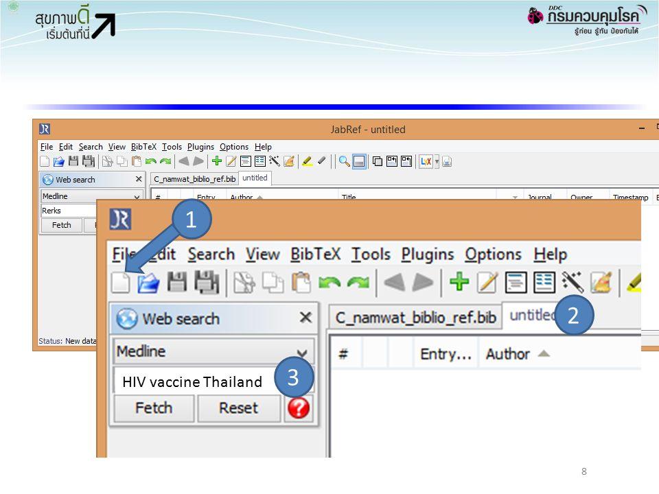 8 1 2 HIV vaccine Thailand 3