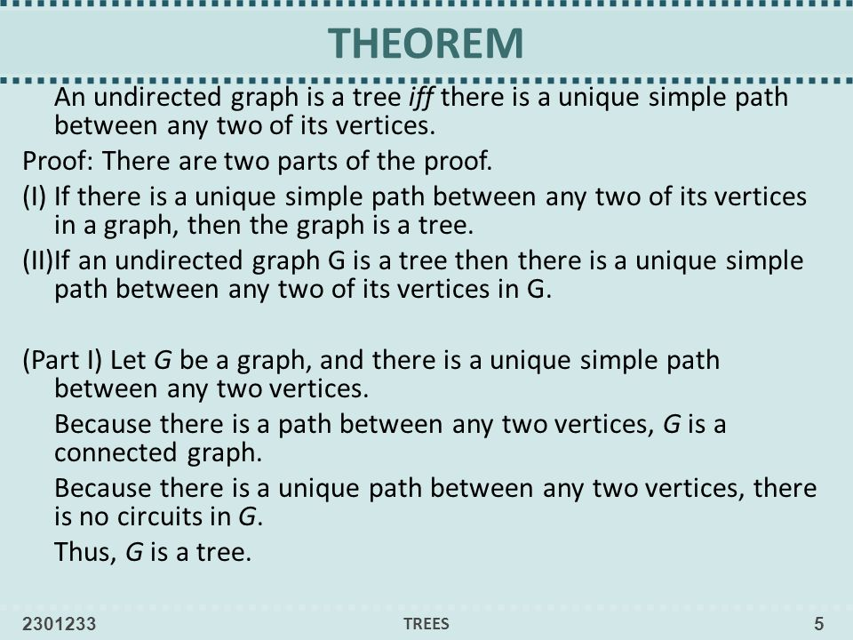Minimum Spanning Trees Definition A minimum spanning tree in a connected weighted graph is a spanning tree that has the smallest possible sum of weights of its edges.