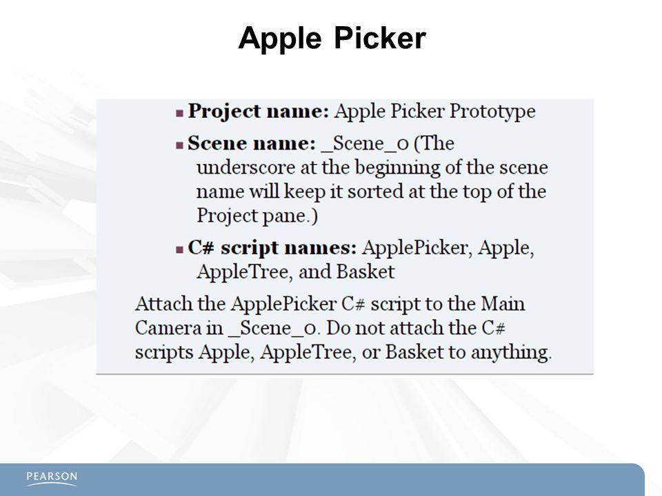 Apple Picker