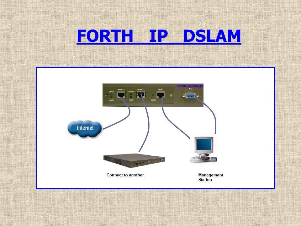 การกำหนดความเร็วของ DSL Port โดยผ่านทาง CLI ต้องกำหนดเป็นค่าตัวเลขที่อยู่ในรูปแบบเลขฐาน 16 เลือกที่ Dec