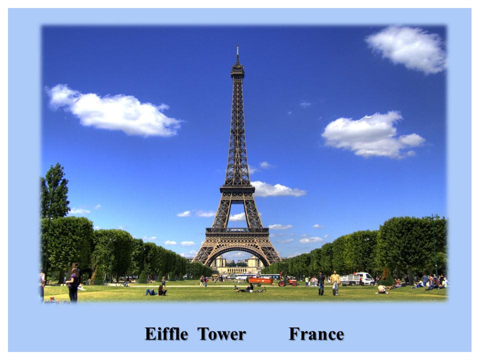Eiffle TowerFrance