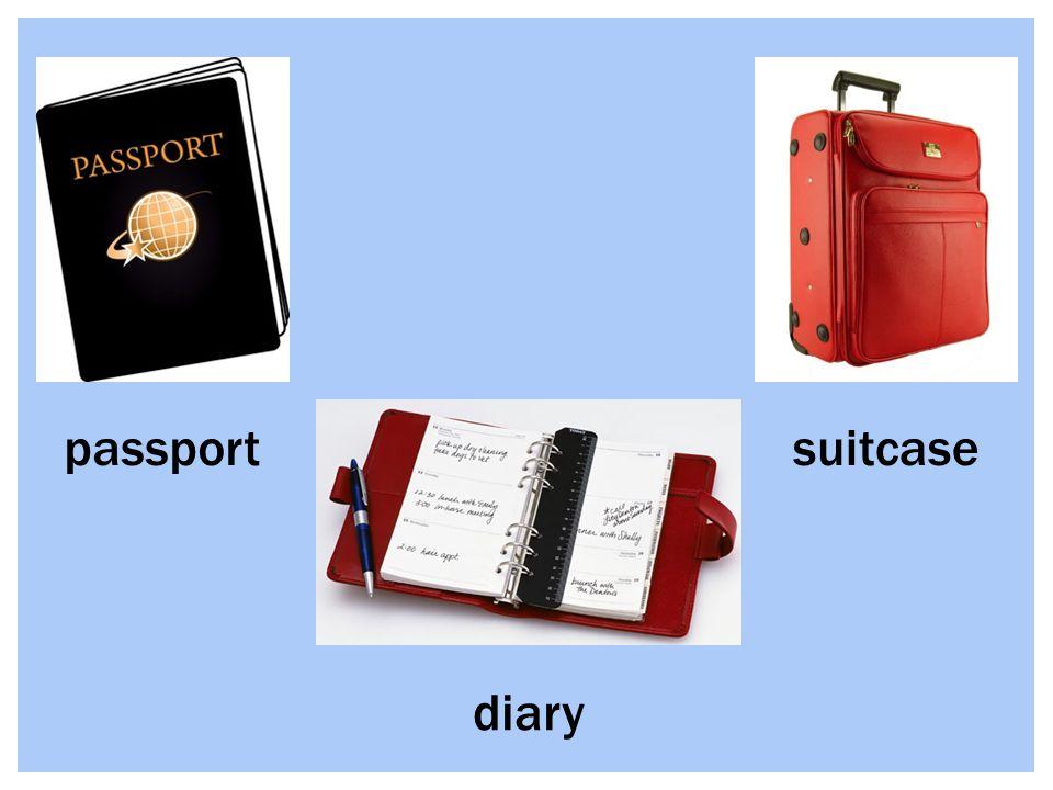passportsuitcase diary