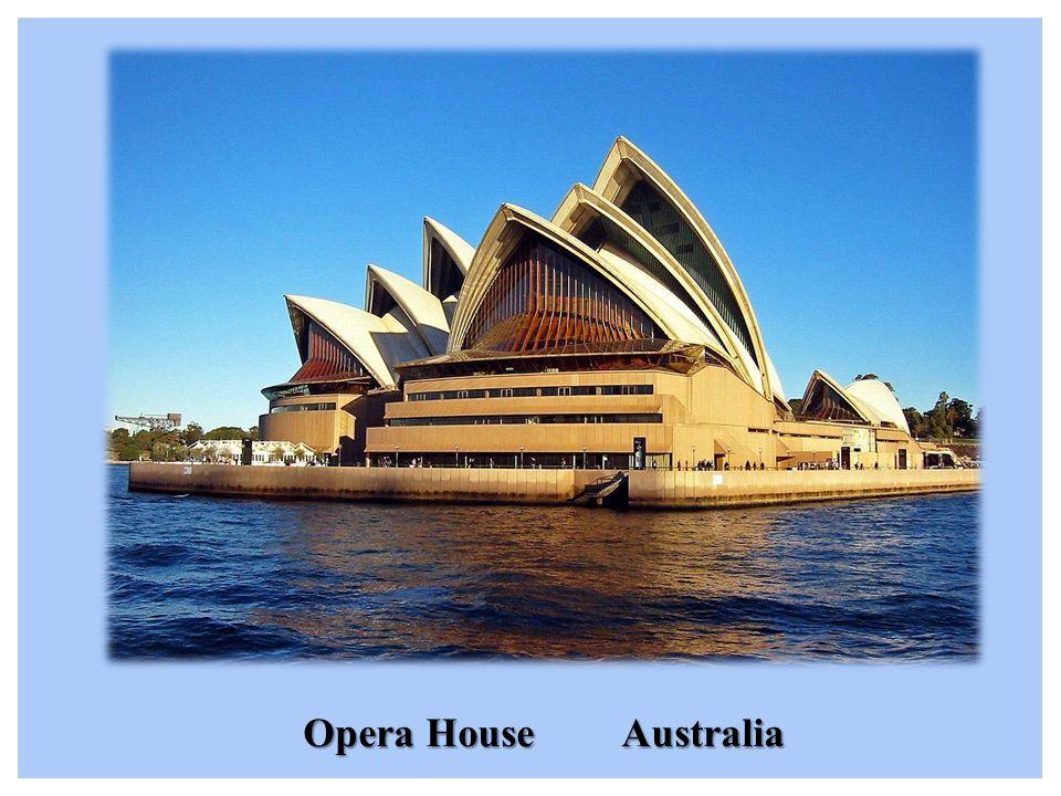 Opera HouseAustralia