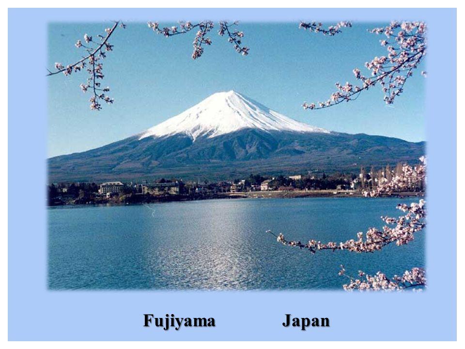 FujiyamaJapan